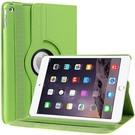 Apple iPad Air 2 Case, 360 graden draaibare Hoes, Cover met Multi-stand Kleur Groen
