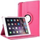 Apple iPad Air 2 Case, 360 graden draaibare Hoes, Cover met Multi-stand Kleur Pink