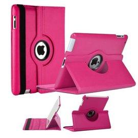 Ntech Luxe 360 graden Protect cover case voor iPad 2 / 3 / 4  Roze