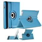 Luxe 360 graden Protect cover case voor iPad 2 / 3 / 4 Licht Blauw