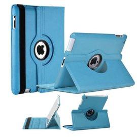 Ntech Luxe 360 graden Protect cover case voor iPad 2 / 3 / 4 Licht Blauw