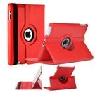 Luxe 360 graden Protect cover case voor iPad 2 / 3 / 4 Rood