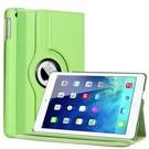 iPad Air 360 Rotatie Hoes, Cover, Case kleur Groen