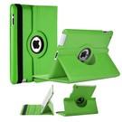 Apple iPad Mini / Mini 2 Case, 360 graden draaibare Hoes, Cover met Multi-stand Licht Groen