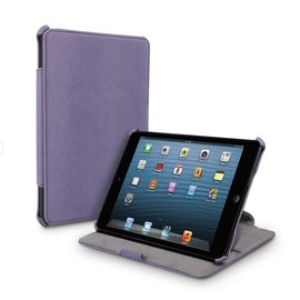 Muvit Muvit Snow Slim Stand Case Violet voor Apple iPad Mini / iPad Mini 2 / iPad Mini 3