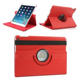 Ntech iPad Air 360 Graden Case Rood