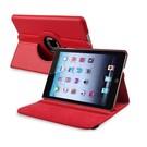 Ntech iPad Mini / Mini 2 draaibare Case Rood