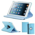 Ntech iPad Mini / Mini 2 draaibare Case Blauw