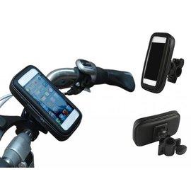 Ntech Fiets houder voor smartphones (universeel maat L)