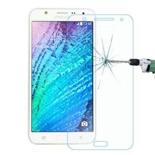 Ntech Samsung Galaxy J7 tempered glass / clear screen protector