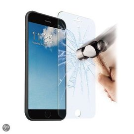 Ntech iPhone 6 / 6S (4,7 inch) Glazen Screen protector Tempered Glass