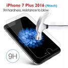 Ntech iPhone 7 Plus glazen Tempered Glass /  Screen protector