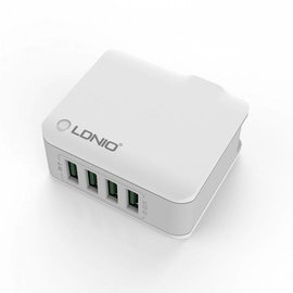 Ldnio LDNIO Charger 4port auto-ID Charger