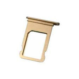Merkloos Replacement for iPhone 7 Side SIM Tray - Goud