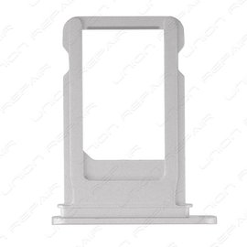 Merkloos Replacement for iPhone 7 SIM Card Tray - Silver
