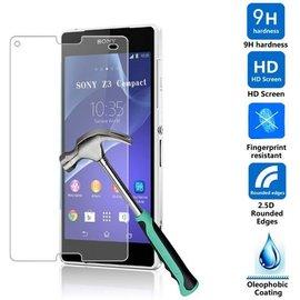 Nillikin Sony Xperia Z3 Compact Tempered Glazen Screen protector
