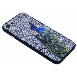 Ntech Pauw  Design TPU Hoesje iPhone 8 / 7