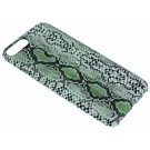 Groen Slangen Design TPU Hoesje iPhone 8 / 7  Plus