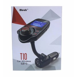 Ntech T10 Bluetooth  Car adapter kit