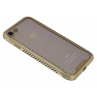 Goud Anti-Burst Armor Protection TPU Hoesje iPhone 8 / 7