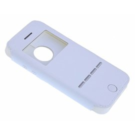 G-Case G-Case Wit Window Viewer Shell Suit Hoesje iPhone 5 / 5S / SE