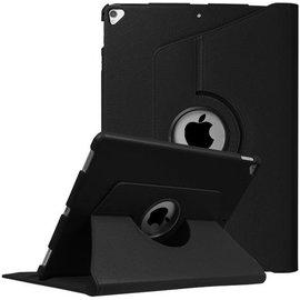 Merkloos - iPad Pro 12.9 (2017) Hoes Case Cover 360° draaibaar Multi stand Zwart