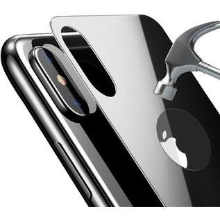 Clear Tempered Glass Voor en Achter iPhone X