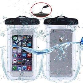 Ntech Universeel Waterdichte Pouch voor  alle Smartphones