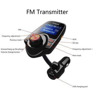 Ntech Ntech T10 Bluetooth  Car adapter kit