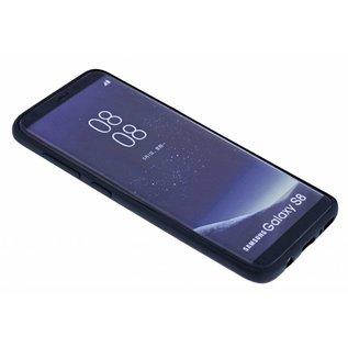 Ntech Zwarte Krokodil Hard Case Back Cover Hoesje Samsung Galaxy S8