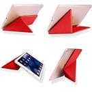 OU case OU Case Rood TPU Leather Flip Cover Met Standaard iPad Pro 9.7 inch