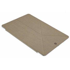 OU case OU Case Gold TPU Leather Flip Cover Met Standaard iPad Pro 9.7 inch