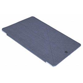 OU case OU Case Licht Grijs TPU Leather Flip Cover Met Standaard iPad Pro 9.7 inch