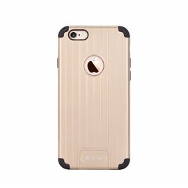 Devia Devia Champagne Goud Suitcase TPU & PC Kunststof Back Cover iPhone 6S Plus / 6Plus 5.5