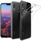 Huawei P20 Lite hoesje - ultra Soft TPU case - transparant