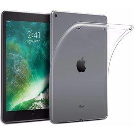 Ntech Apple iPad 9.7 (2018) hoesje - Soft Ultra dunne TPU case - transparant