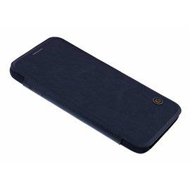 G-Case G - Case Zwart Kunstleer Flip Cover Hoesje Samsung Galaxy S7