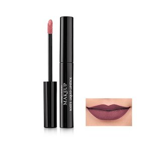 Lipstick Mat LIQUID - Burgundy Night