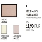 Mix & Match Highlighter