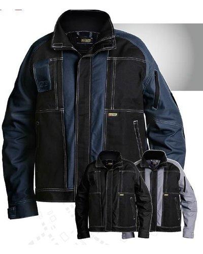 Blaklader 2 kleurige ongevoerde jas
