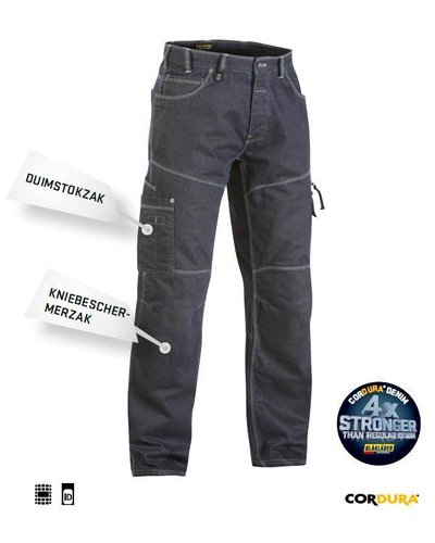 Blaklader Werk Jeans met diverse zakken