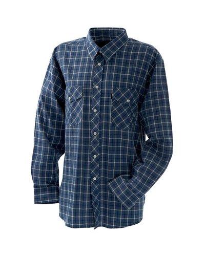 Blaklader Flannellen Overhemd met langemouwen