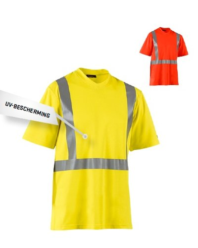 Blaklader t-shirt High Vis