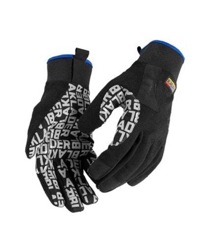 Blaklader Handschoen met Blåkläder print