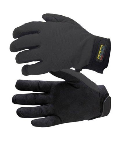 Blaklader Handschoen synthetisch leer en ventilerend spandex