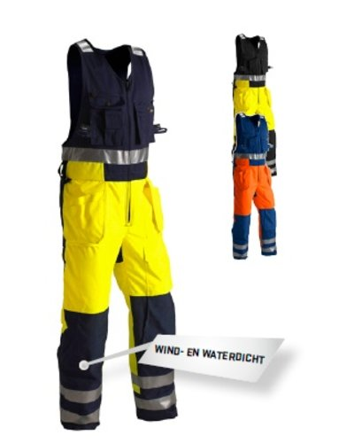 Blaklader Amerikaanse overall High Vis