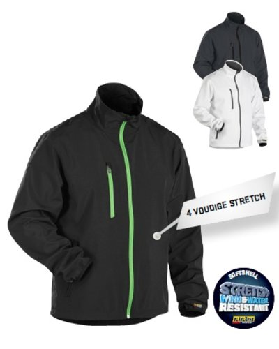 Blaklader Light soft shell jack