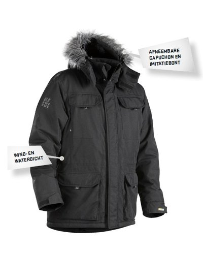 Blaklader Winterparka wind- en waterdicht