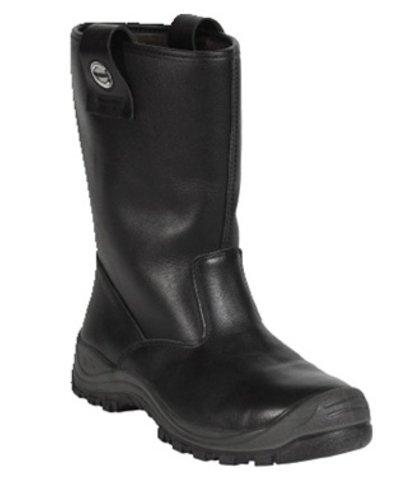 Blaklader Winter veiligheidslaarzen met brede leest van blaklader