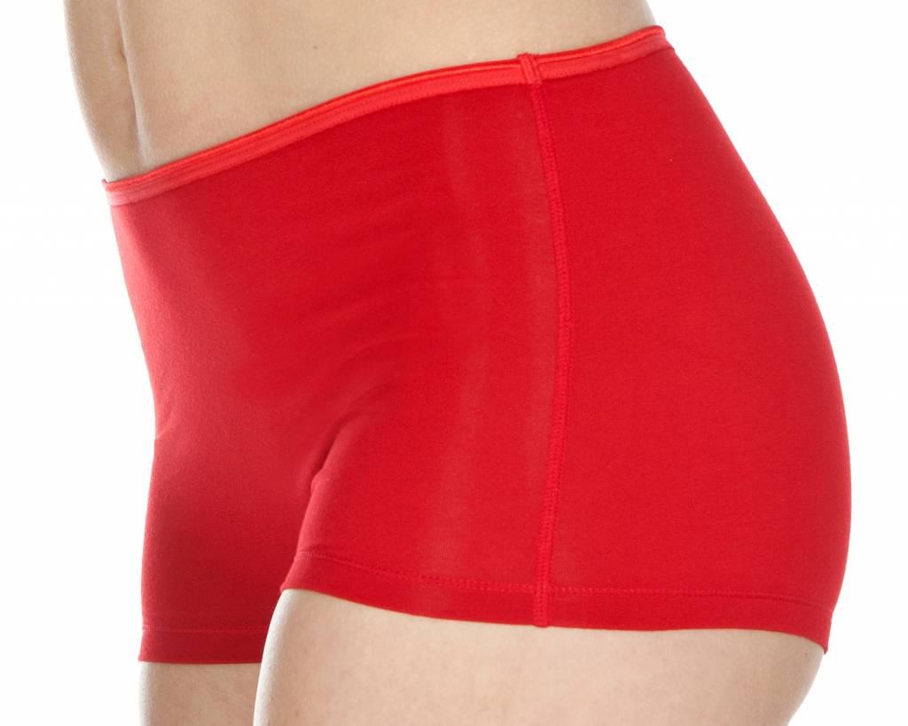 Swaens Bamboo Underwear Boxer Rot